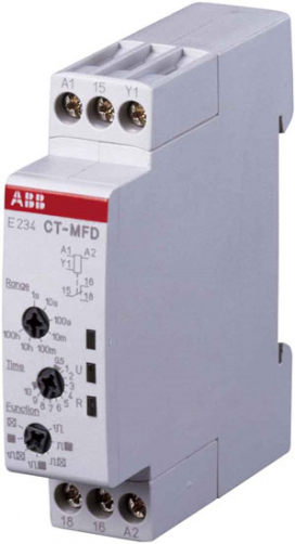 Электронные реле ABB
