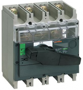 Рубильники Schneider Electric Interpact Compact INV