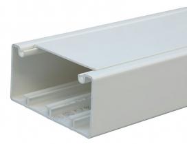 Кабель-канал (короб) пластиковый ПВХ