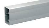 Алюминиевый кабель-канал 95*55мм OptiLine 45