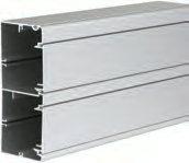 Алюминиевые кабель-каналы для электропроводки