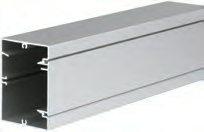 Алюминиевый кабель-канал 70*50мм Simon