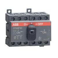 Реверсивные рубильники ABB OT16-2500E и OTM160-400