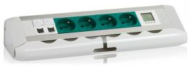 Алюминиевые розеточные блоки Legrand