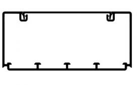 Кабель-каналы Efapel 110х50 мм