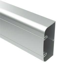 Алюминиевый кабель-канал 90*50мм ДКС