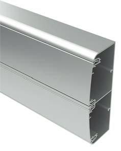 Алюминиевый кабель-канал 140*50мм ДКС