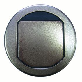 Люки в пол металлические на 1 розетку