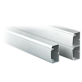 Алюминиевый кабель-канал 90*50мм