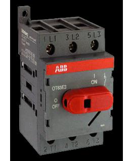 Модульные выключатели нагрузки OT16-160A