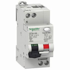 Дифференциальные автоматические выключатели Acti9 DPN N Vigi