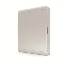 01-01-085 Щит навесной 54 мод. IP40, непрозрачная белая дверца BNN 40-54-1 (Tekfor серия B)