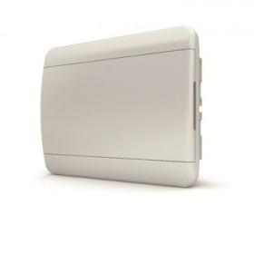 01-02-005 Щит встраиваеный 8 мод. IP40, непрозрачная белая дверца BVN 40-08-1 (Tekfor серия B)