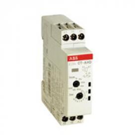 1SVR500110R0100 Реле времени задержка на ВЫКЛ (E234 CT-AHD.22) 24-48V DC, 24-240B AC 2пк, 2СНДа
