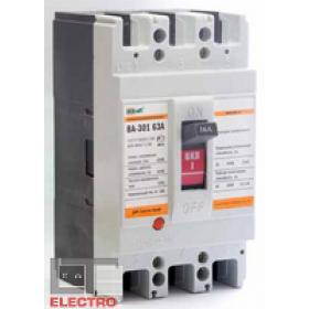21005DEK Силовой автоматический выключатель 3-полюса 50А 25кА(ВА-301-3Р-0050А) DEKraft