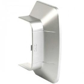 01407G Ввод в стену/потолок 140х50мм In-Liner Aero Алюминий ДКС(DKC), Серый металлик
