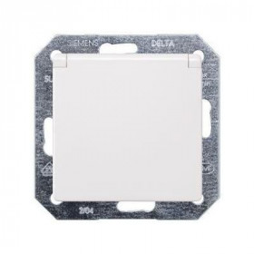 Розетка Siemens Delta i-system Белый 5UB1917 IP20