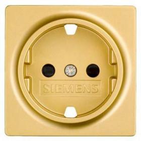 Розетка Siemens Delta i-system Янтарь 5UB19240 IP20