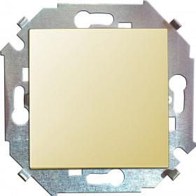 Выключатель Simon 15 Слоновая кость 1591201-031 IP20 одноклавишный с 2-х мест