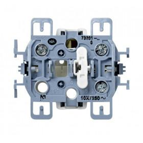 Механизм выключателя Simon 73 Loft 73201-39 IP20 одноклавишный с 2-х мест