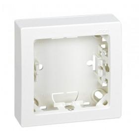Рамка 1-ая Simon 73 Loft Белый 73610-60 IP20