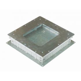 G300 Коробка для монтажа в бетон лючков S300- и SF370-, Сталь-Пластик