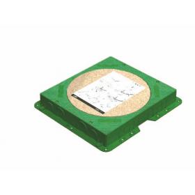 G301C Коробка для монтажа в бетон лючков SF300-1 и KF300-1
