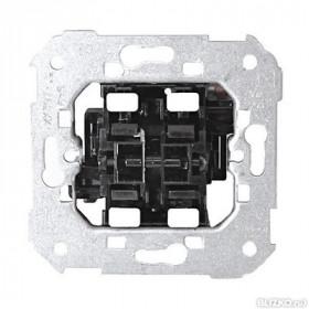 Механизм выключателя Simon 82 75397-39 IP20 двухклавишный с 2-х мест