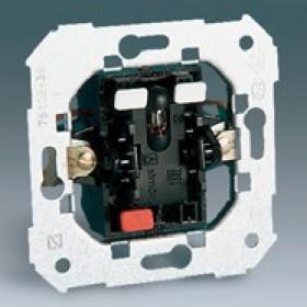 Механизм выключателя Simon 82 75398-39 IP20 двухклавишный