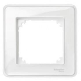 Рамка 1-ая Merten M-Creativ Бриллиант MTN4010-3500 IP20
