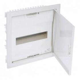 001431 Щит Legrand Nedbox встраиваемый 12 модулей IP40 1х12+2 металлическая дверь
