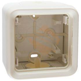 Коробка наружного монтажа 1-ая Legrand Plexo Белый 69689 IP55