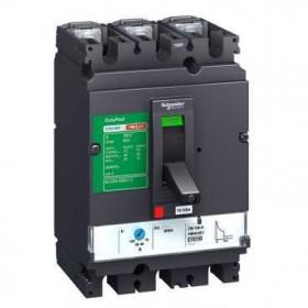 LV510307 Авт.выключатель EasyPact CVS100В 25кA 3-полюса магнитотермический расцепитель TM100D
