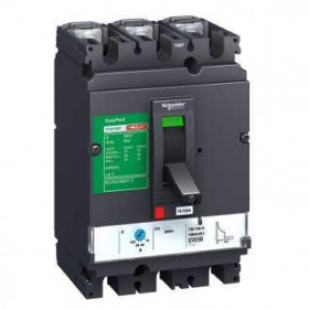 LV510435 Авт.выключатель EasyPact CVS100B 25кA 3-полюса с электромагнитным расцепителем MA100