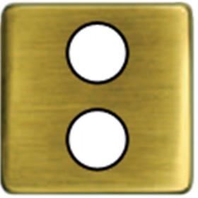 Накладка Fede Bright Patina/Черный FD04316PB-M