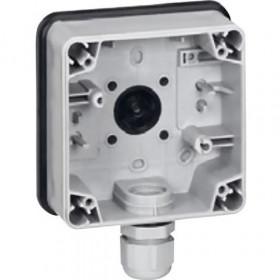 Коробка наружного монтажа 1-ая Legrand Plexo Серый 90491 IP55