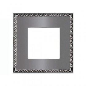 Рамка 1-ая Fede Toledo Graphite FD01211GR IP20