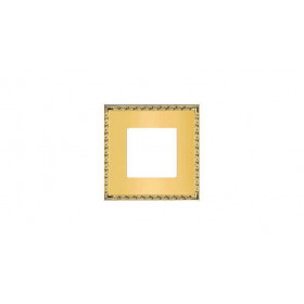 Рамка 1-ая Fede Toledo Real Gold FD01211OR IP20