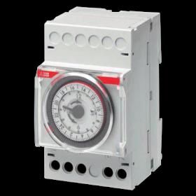 2CSM204235R0601 Реле времени модульное(AT3-R) электромеханическое суточное с батареей 200ч 1переключ