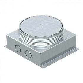 7408558 Основание для заливки в бетон UDL2-120/70 для лючка OBO-Bettermann GESRM2, Сталь