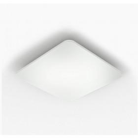 007126 RS PRO LED Q1 WW sensor Светильник с ВЧ сенсором 27,5Вт потолочный/настенный, IP20, Серебрист