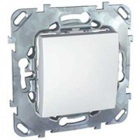 Выключатель Schneider Electric Unica Белый MGU5.201.18ZD IP20 одноклавишный