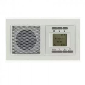 5TC1060 Радио встраиваемое Siemens Miro белый