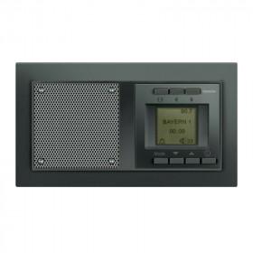 5TC1062 Радио встраиваемое Siemens Miro Черный