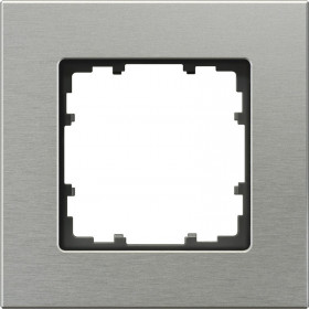 Рамка 1-ая Siemens Delta Miro Алюминий 5TG11210 IP20