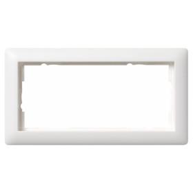 Рамка 1,5-ая Gira Standard 55 Белый матовый 100104 IP20