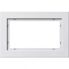 Рамка 1,5-ая Gira E2 Белый матовый 100122 IP20