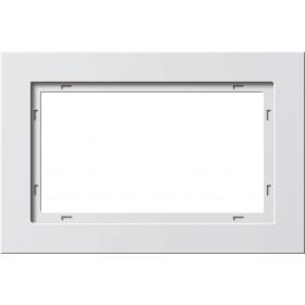 Рамка 1,5-ая Gira E2 Белый глянцевый 100129 IP20