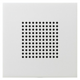 2282112 Динамик Gira 100 Глянцевый БелыйЙ