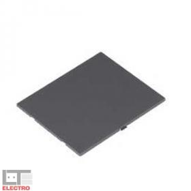 ETK44108T Вставка декоративная квадратная в крышку лючка Ultra, Серый